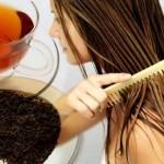 Народные натуральные средства для укладки волос