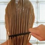 Домашние средства для лёгкого расчёсывания волос
