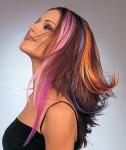 красить наращенные волосы