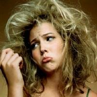 Почему волосы становятся тонкими