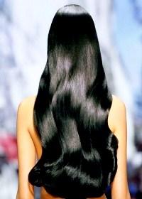 Ламинирование волос шелком