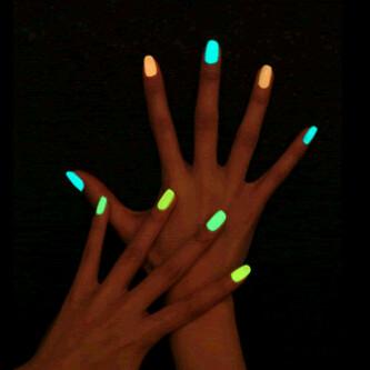 флуоресцентный лак