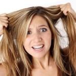 волосы быстро становятся грязными