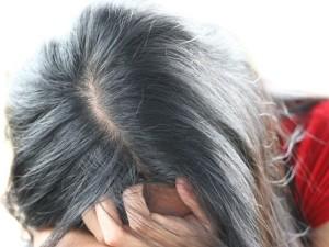 неудачный цвет волос