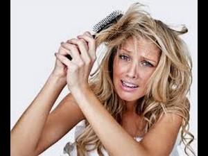 волосы после зимы