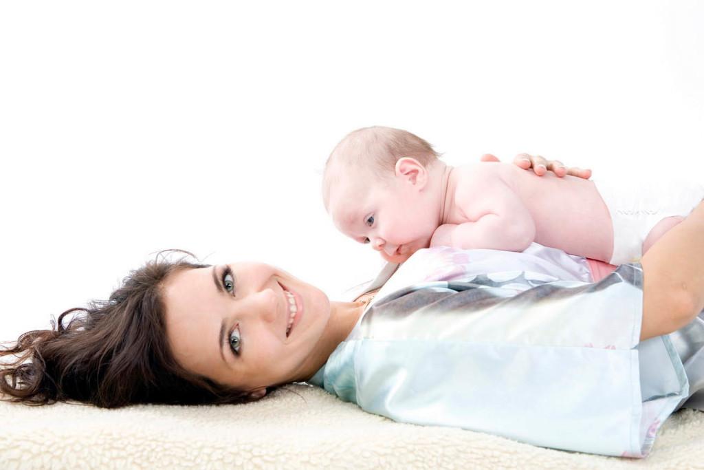 Лечение волос после родов