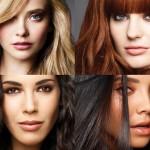 побор цвета волос